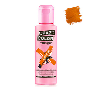 Renbow Crazy Color Semi Permanent - Orange #60 100ml