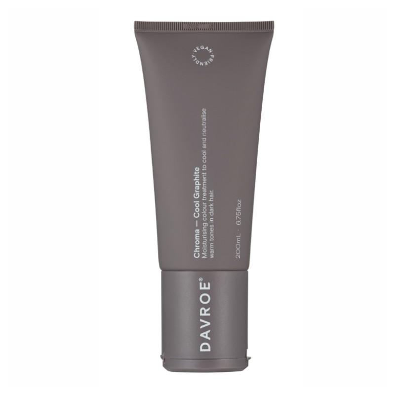 Davroe Chroma Colour Cool Graphite 200ml