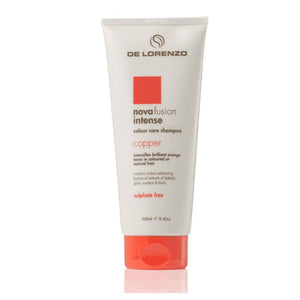 De Lorenzo Novafusion Intense Copper Shampoo - 200ml