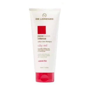De Lorenzo Novafusion Intense Ruby Red Shampoo - 200ml