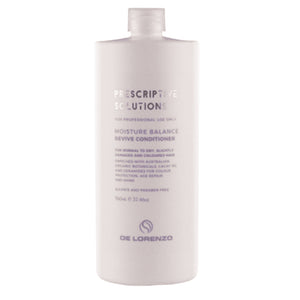 De Lorenzo Prescriptive Moisture Balance Revive Conditioner - 960ml
