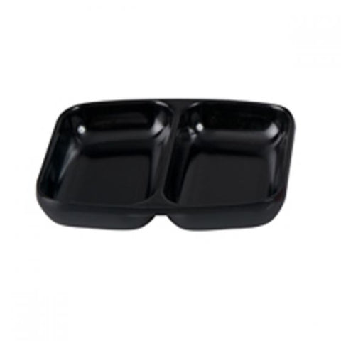 RefectoCil Divided Dish - Black