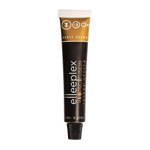 Elleeplex ProFusion Lash & Brow Tint 3.3 Honey Brown 20ml