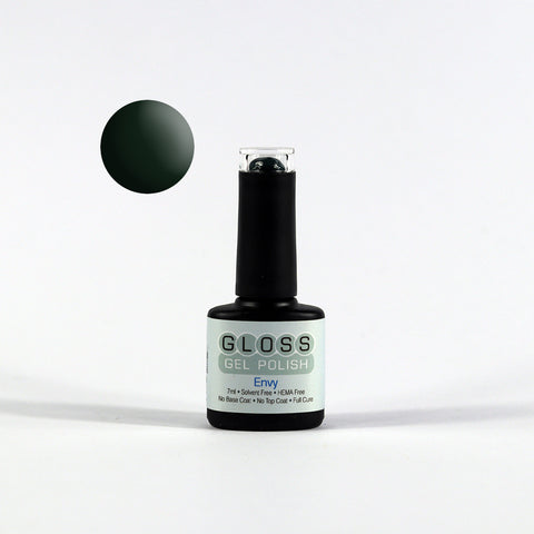 Gloss Full Cure UV/LED Gel Polish - Envy