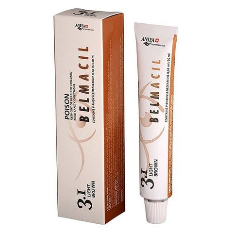 Belmacil Lash Tint 3.1 Light Brown 20ml
