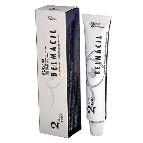 Belmacil Lash Tint 2 Blue Black 20ml