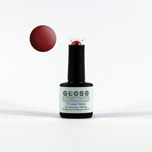 Gloss Full Cure UV/LED Gel Polish - Frosted Class