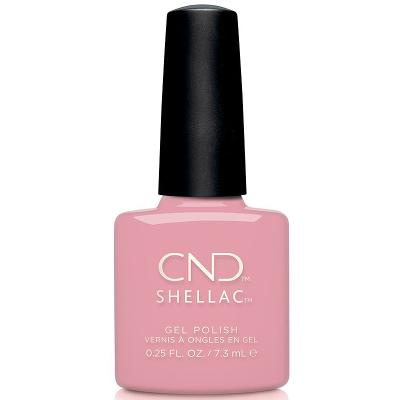 CND Shellac Gel Polish Pacific Rose SHPR# 7.3ml