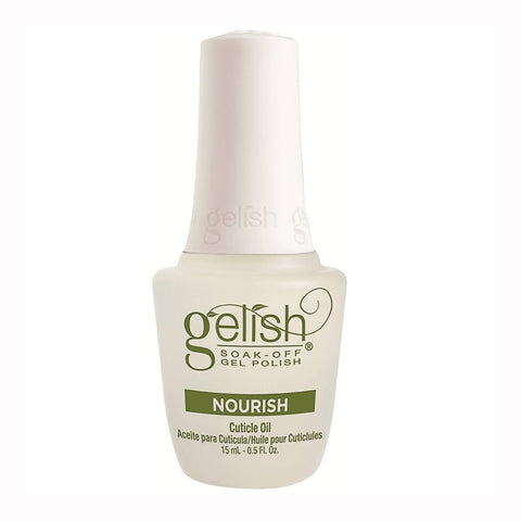 Gelish Soak Off Gel Polish - Nourish Cuticle Oil