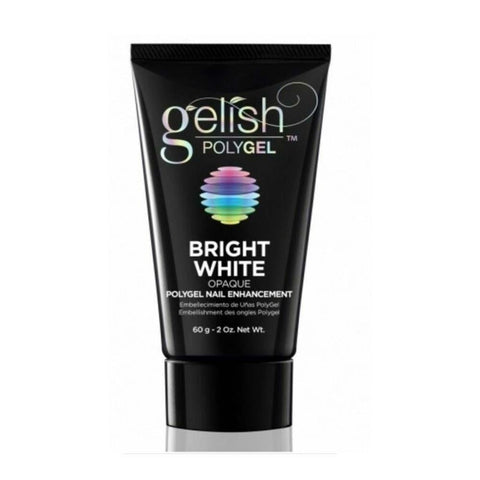 Gelish Polygel Opaque Nail Enhancement 60g Bright White