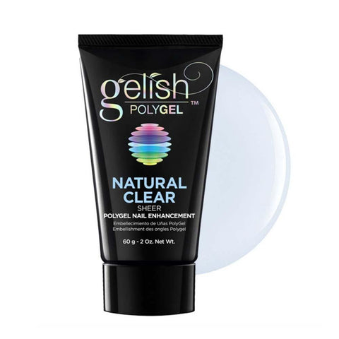 Gelish Polygel Opaque Nail Enhancement 60g Natural Clear