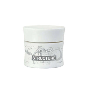 Gelish Structure Gel - Soak Off Clear Gel - 15ml