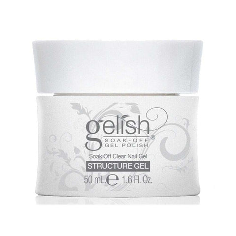 Gelish Structure Gel - Soak Off Clear Gel - 50ml