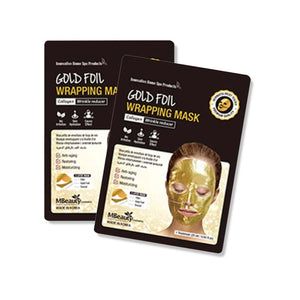 MBeauty Foil Wrapping Mask - 2 pack