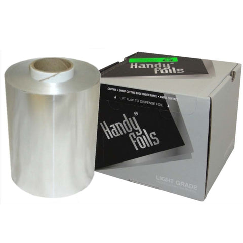 Handy Foils Light Grade 12cm Silver - 300m