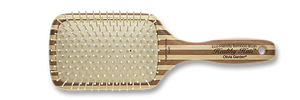 Olivia Garden Healthy Hair Eco-Friendly Bamboo Ionic Large Paddle