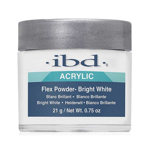 IBD Bright White Flex Powder - 21g