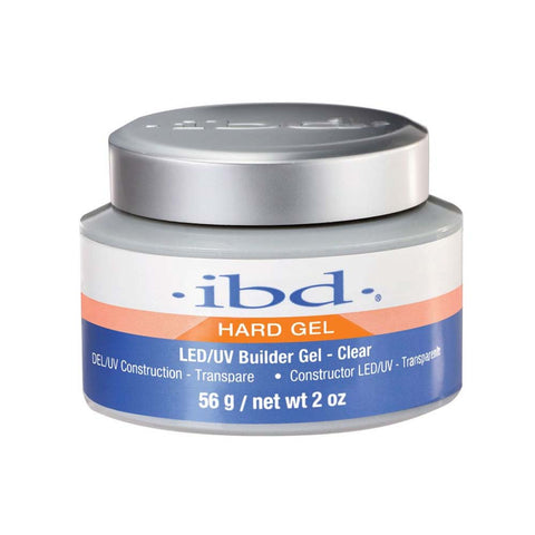 IBD UV/LED Builder Gel 56g - Clear