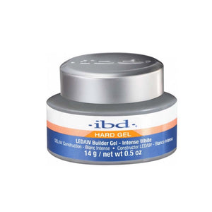 IBD UV/LED Builder Gel 14g - Intense White