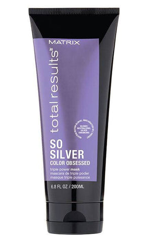 Matrix Total Results So Silver Mask 200ml
