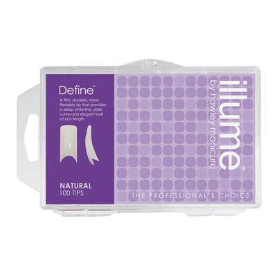 Hawley Illume Define Natural Tips 100pk-assorted