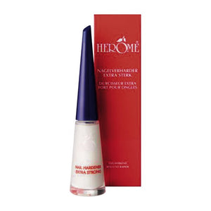 Herome Nail Hardener Red X Strong 10ml