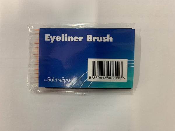 Salon & Spa Eye Liner Brushes - 50pk