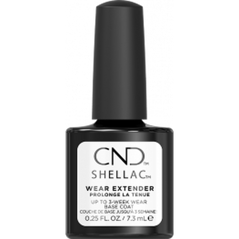 CND SHELLAC® Gel Polish Wear Extender Base Coat 7.3ml