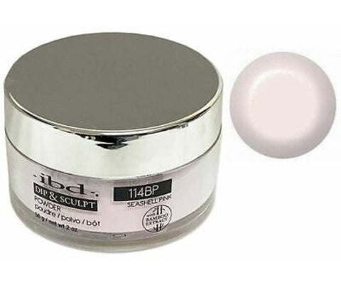 IBD Dip & Sculpt Sea Shell Pink Powder 56gr