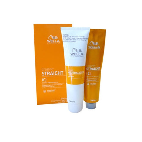 Wella Straight - Coloured and Sensitive