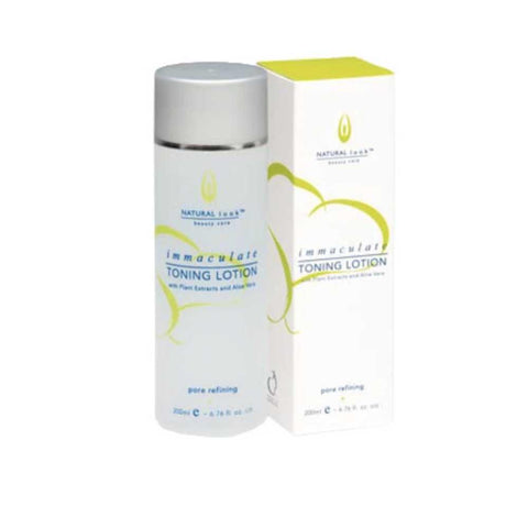 Immaculate Toning Lotion 200ml