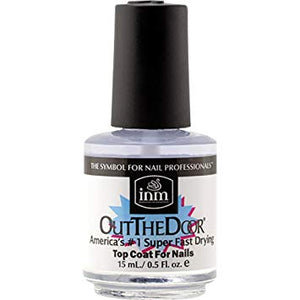 INM Out the Door Top Coat - 15ml