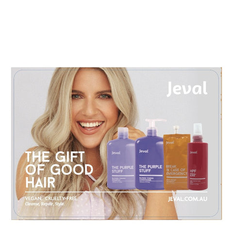 Jeval the Gift of Good Hair Pack
