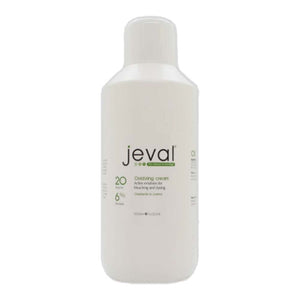 Jeval Oxidizing Cream - 20 Vol - 6% - 1 Litre