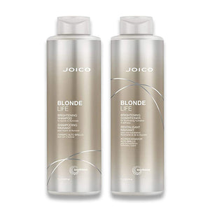 Joico Blonde Life Brightening Shampoo & Conditioner Duo 1L