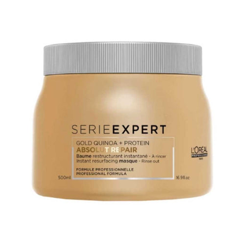 Loreal Serie Expert Absolut Repair Gold Quinoa & Protein Masque 500ml