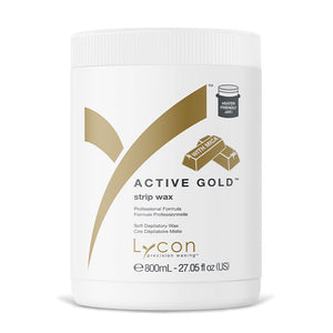LYCON Strip Wax Active Gold - 800ml