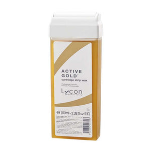 Lycon Active Gold Wax Cartridge - 100ml