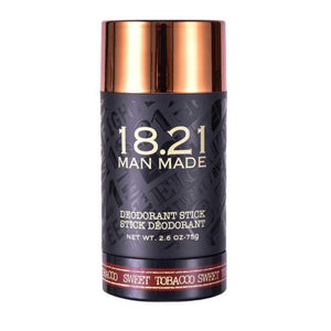 18.21 Man Made Sweet Tobacco Deodorant Stick