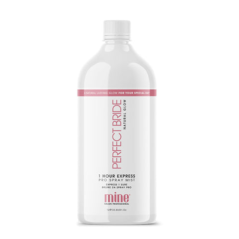 Mine Tan Perfect Bride 1 Hour Tan Solution 1L
