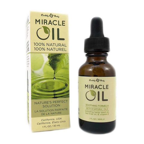 Earthly Body Miracle Oil Tea Tree Oil 30ml