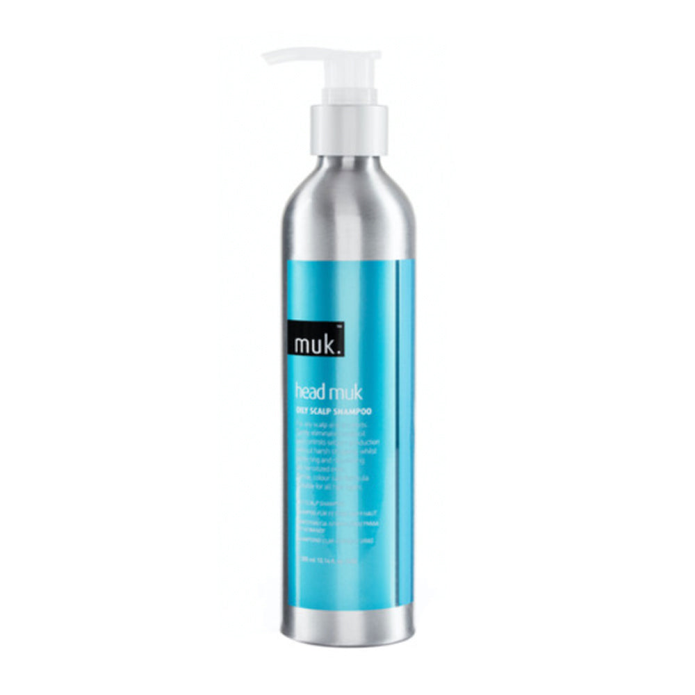Head Muk Oily Scalp Shampoo 300ml