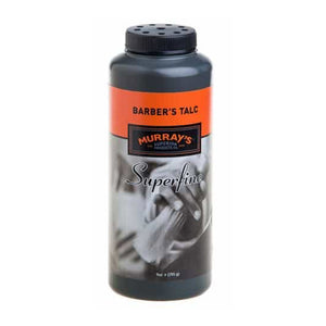 Murrays Super Fine Talc 255g