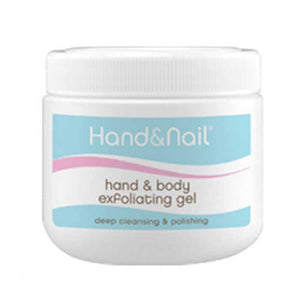Natural Look Hand & Body Exfoliating Gel 600g
