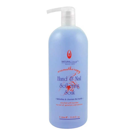 Natural Look Hand & Nail Soak 1 Litre