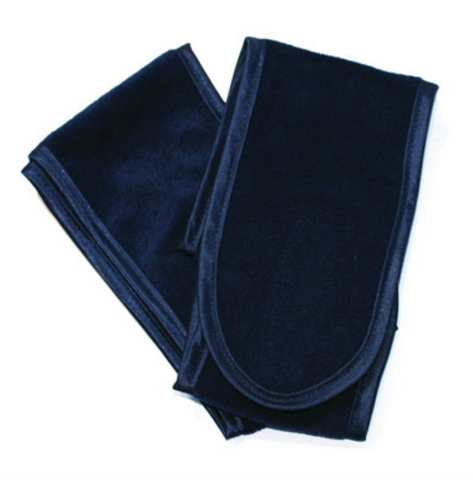 Head Bands -2pk Navy