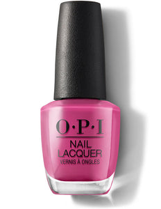 OPI Lisbon Collection Nail Polish - No Turning Back From Pink Street