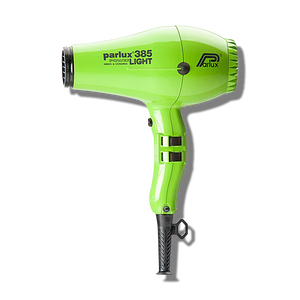 Parlux 385 Power Light Ceramic & Ionic Hair Dryer - Green