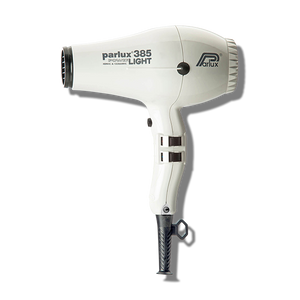 Parlux 385 Power Light Ceramic & Ionic Hair Dryer - White