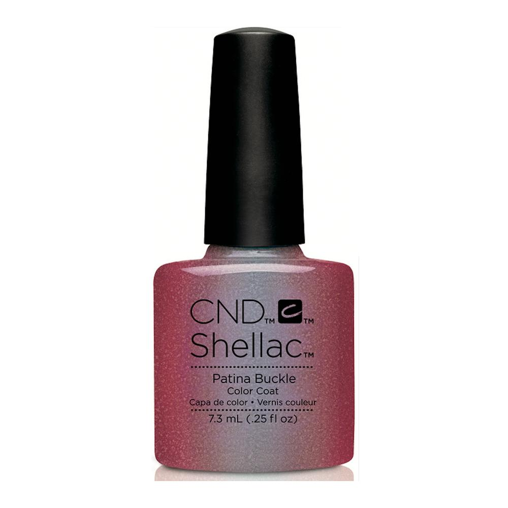 CND Shellac Gel Polish 7.3ml - Patina Buckle